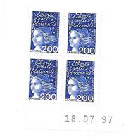 COIN DATE N° 3090 - 1990-1999