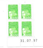 COIN DATE N° 3092 - 1990-1999