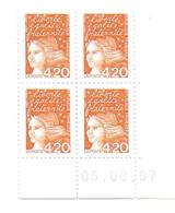 COIN DATE N° 3094a - 1990-1999
