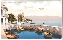 Lago Di Garda - Gardone - Riviera   V. 1914 (45559) - Other Cities