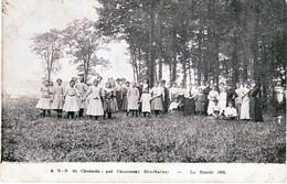 52 NOTRE DAME DU CHESNOIS Par Chancenay La Ronde 1908 - Ohne Zuordnung