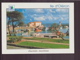 ILE D OLERON LE PORT DE PECHE DE LA COTINIERE 17 - Ile D'Oléron
