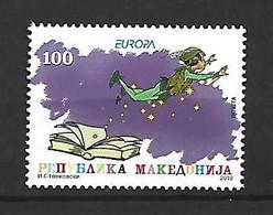 Timbre Europa  Macédonie   En Neuf ** N 521 - 2010