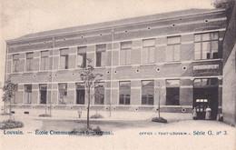 MOL Louvain Ecole Communale Nr 6 Garcons - Leuven