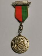 Luxembourg Médaille, Circuit Des Mines, Eischen 1976 - Other