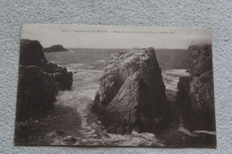 C899, Presqu'ile De Quiberon, Dans Les Couloirs De Port Bara à Pleine Mer, Morbihan 56 - Quiberon