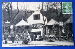 CPA HAUTS-DE-SEINE. ROBINSON. RESTAURANT ROBIN - Le Plessis Robinson