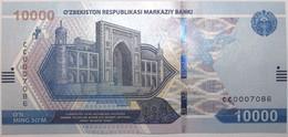 Ouzbekistan - 10000 Som - 2021 - PICK 89 - NEUF - Uzbekistan