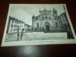 B795  Volpiano Chiesa E Piazza Non Viaggiata - Otras Ciudades