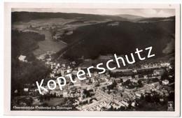 Gräfenthal Fliegeraufnahme 1941   (z6508) - Non Classificati