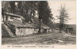 La Harazèe ( Marne ) / Cagnas Allemandes / Ed. LL - Autres Communes