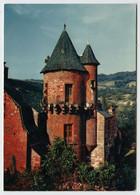 19  COLLONGES La ROUGE  Château Benges - Autres Communes