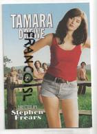 """Carte Boomerang. Publicité Pour  Film """"Tamara Drewe"""" - Unclassified"""