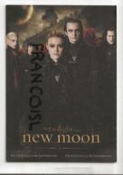 """Carte Boomerang. Publicité Pour  Film New Moon"""". The Twilight Saga. Les Volturi. 2009 - Unclassified"""