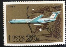 Noyta - CCCP - C1/39 - MNH - 1969 - Michel 3707 - Civiele Luchtvaart - Airplanes
