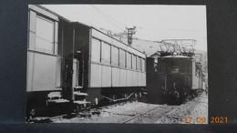 Photo De Format CP - Trains En Gare De Saint-Georges-de-Commiers - Trains
