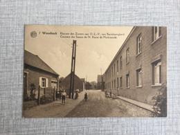 WAMBEEK  KLOOSTER DER ZUSTERS VAN O.L.V. VAN BARMHARTIGHEID     ( TERNAT ) - Ternat