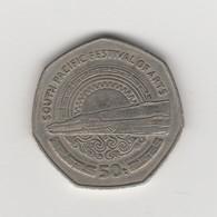 PAPOUASIE - 50 TOEA 1980 - Papua New Guinea