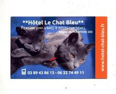 Carte De Visite Hotel Le Chat - Cartoncini Da Visita