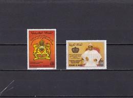 Marruecos Nº 998 Al 999 - Morocco (1956-...)