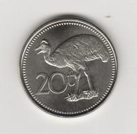 PAPOUASIE - 20 TOEA 2005 - Papua New Guinea