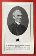 1909 - RELIC - RELIQUE - RELIKWIE - PATER PETRUS JULIANUS EYMARD - LA MURE (Frankrijk) - Imágenes Religiosas