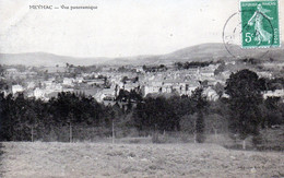 MEYMAC  -  Vue Panoramique - Autres Communes