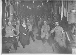 VERDUN LE THEATRE DANS LA CITADELLE GUERRE WW1 PHOTO ORIGINALE 18X13CM - Guerra, Militari