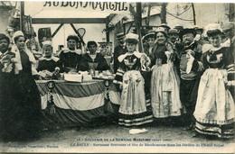 LA BAULE - SOUVENIR De La SEMAINE MARITIME - AOÛT 1908 - KERMESSE BRETONNE  Et FÊTE De BIENFAISANCE - - La Baule-Escoublac