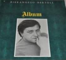 PIERANGELO BERTOLI - Album - - Altri - Musica Italiana