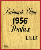 Vingt Deux Photographies Datées De 1956 - Nord - Lille - Rue Esquermoise - Commerce Dralux - Extérieur Et Intérieur - Lugares
