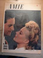 Revue Votre Amie Novembre 1946 Amour - 1900 - 1949