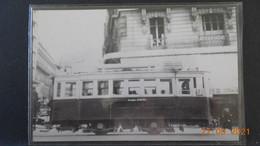 Photo De Format CP - Tramway à Grenoble - Lugares