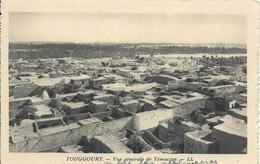 Cpa Touggourt, Vue Générale De Témacine - Andere Steden