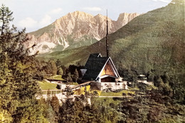 Cartolina - Chiesa Nostra Signora Del Cadore - Corte Di Cadore - 1966 - Belluno