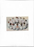 Carte Postale Ancienne Bébés Sur Le Pot - Babies