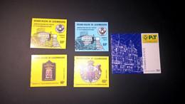 Lot De Carnets Luxembourg Neufs .A Voir. - Booklets