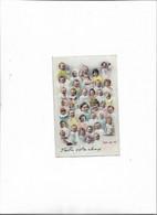 Carte Postale Ancienne Bébés Nombreux Bébés Qui Rient - Babies