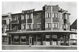 Knokke - Hotel Real, 6 Place M. Lippens. - Knokke