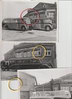 Woerden : Autobus / Busbedrijf Den Oudsten & Domburg --- 3 Foto's - Lugares