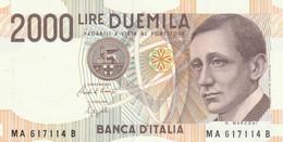 BANCONOTA ITALIA 2000 MARCONI UNC (VS845 - 2000 Lire