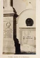 Cartolina - Cimitero Vecchio Di La Maddalena ( Sassari ) - 1938 - Sassari