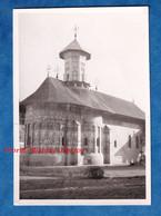 Photo Ancienne Snapshot - VATRA ( Moldavie ) - Eglise Ancienne - Histoire Chisinau Moldavia Moldaviza - Lugares