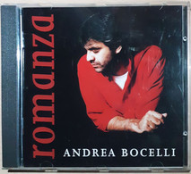 CD ANDREA BOCELLI Romanza - Non Classificati
