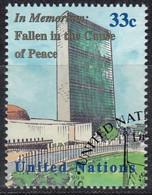 UNITED NATIONS New York 826,used - Gebraucht
