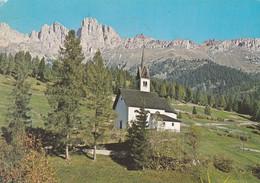 (R010) - FALCADE (Belluno) - Chiesetta Monumentale Nella Frazione Di Caviola - Belluno