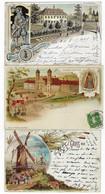 SUISSE - 20 CARTES - GRAND JEU DE CARTES SUISSE - Debut 1900 - Altri