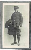 AALST / LANGEMARK - Emiel STEVENYE - Gesneuveld September 1918 - Echtg. P. De Saedeleer - Devotion Images