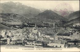 CPA Dauphiné Isère, La Mure, Vue Générale - Sonstige Gemeinden