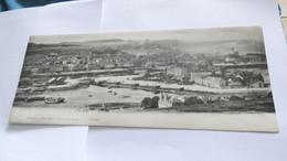 Cpa  Du 76  Panorama De Fécamp  --  Vue Prise En Amont  --  Vue Panoramique  - Carte Double   ----- Lio - Fécamp